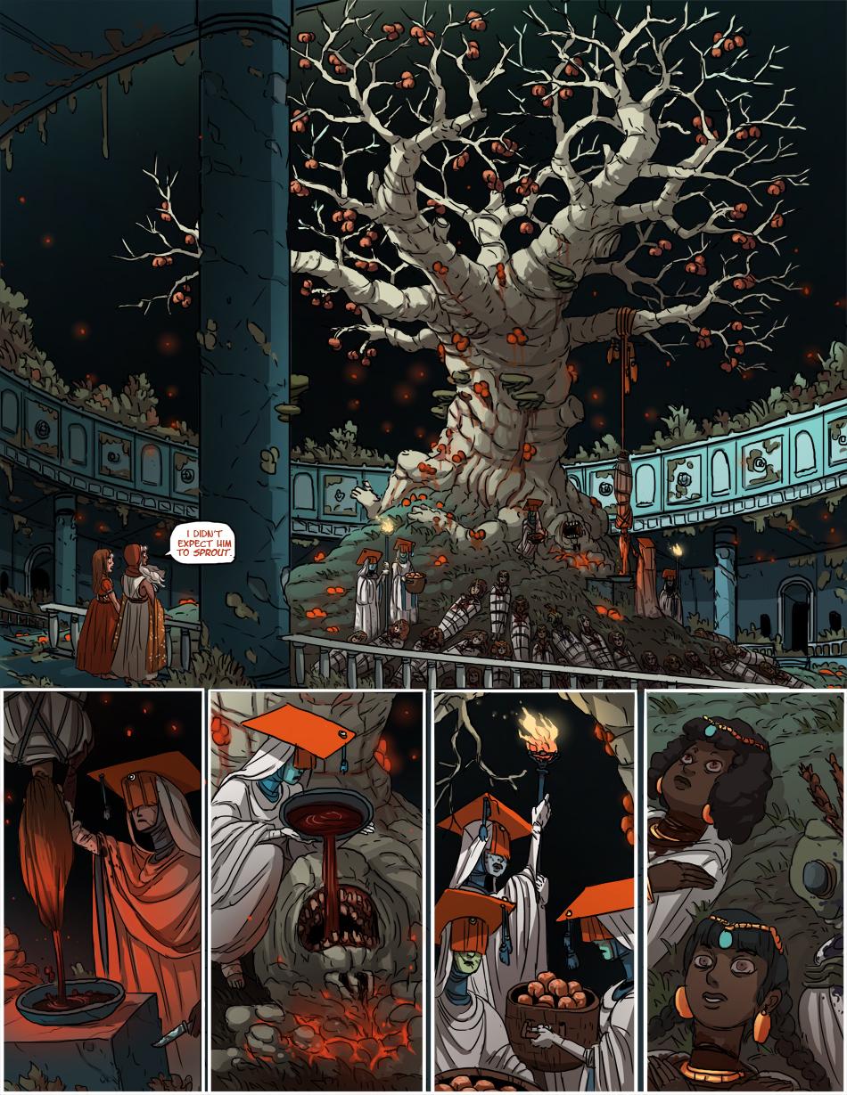 Wielder of Names 5-92 (Tree of Woe)